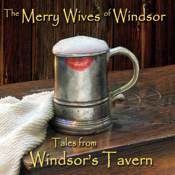 The 3rd CD from The Merry Wives of Windsor