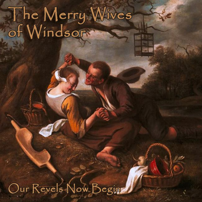 The 1st CD from The Merry Wives of Windsor