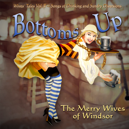 The 5th CD from The Merry Wives of Windsor