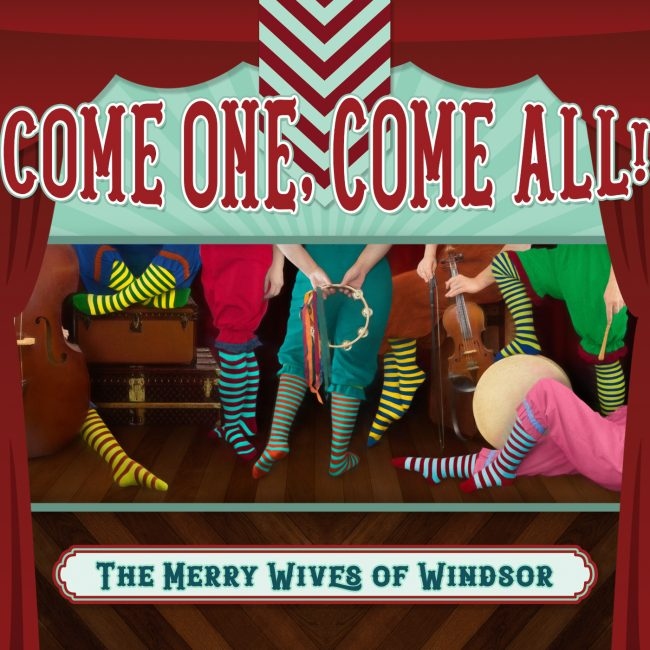 The 8th CD from The Merry Wives of Windsor