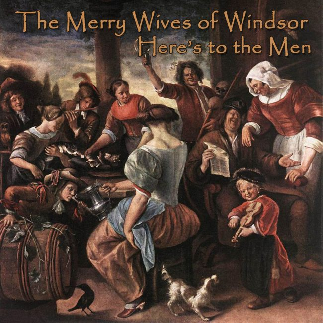 Here's to the Men CD Cover